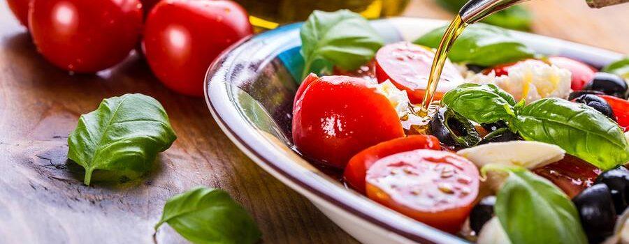 Beneficios para la salud con la dieta MEDITERRÁNEA